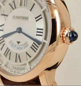 Rotonde de Cartier Replica Watch right